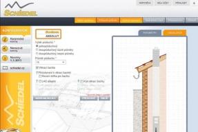 S výběrem komína pomůže konfigurátor