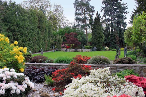 Zahrada mnoha světů