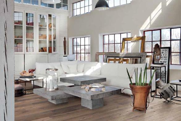 Náročná krása dřevěných podlah