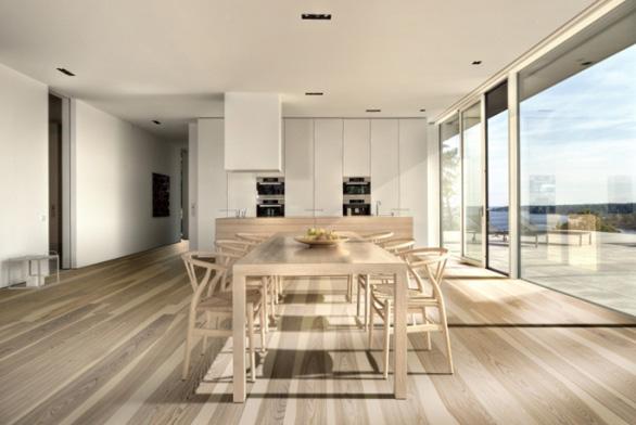 Význam barev a odstínů dřevěných podlah