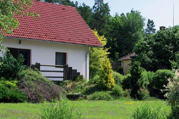 Zahrada jako z Ladova obrázku