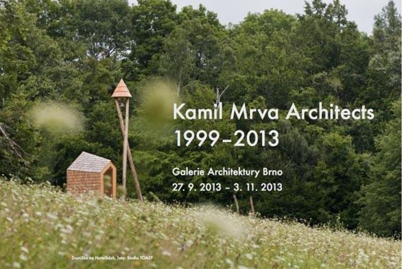 Výstava Stavby a projekty 1999–2013