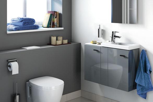 Maximální využití prostoru v koupelně