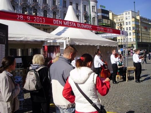 Den města Olomouc