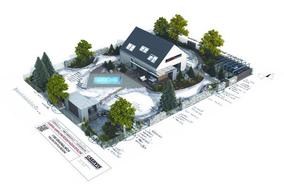 Společnost G SERVIS CZ dávno získala na českém trhu postavení jedničky vkategorii typových projektů rodinných domů.