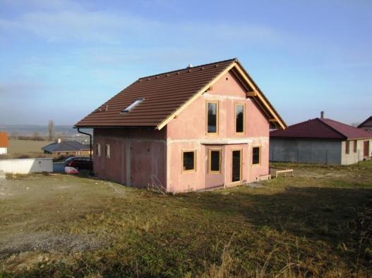 Dům jedním tahem - dům k dokončení (Helena)