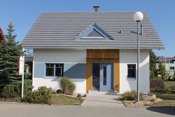 Zrekonstruovaný vzorový dům od společnosti ELK.