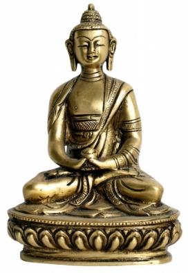 Soška Buddha Amóghasiddhi