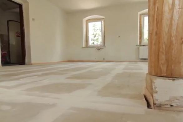 VIDEO: Vyrovnání podlahy suchou cestou