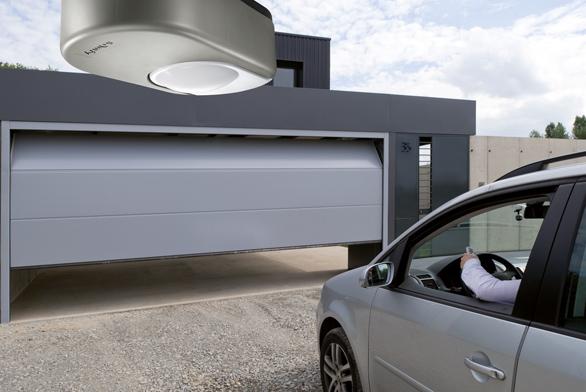 Stropní pohon pro garážová vrata