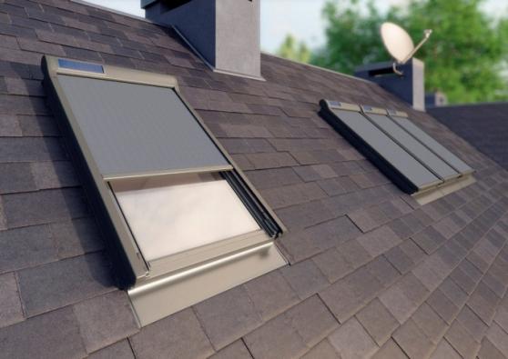 Super energeticky úsporné střešní okno FTT U8 Thermo.