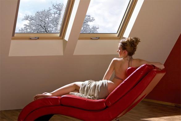 Úsporná a ekologická střešní okna
