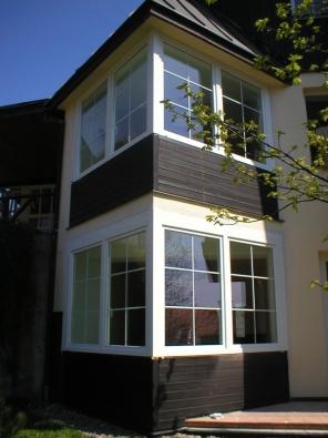 Pobočka Světa oken v Trutnově realizovala zakázku na výměnu plastových oken ve Špindlerově Mlýně.