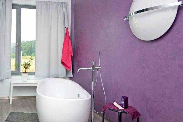 Relaxační oáza v koupelně