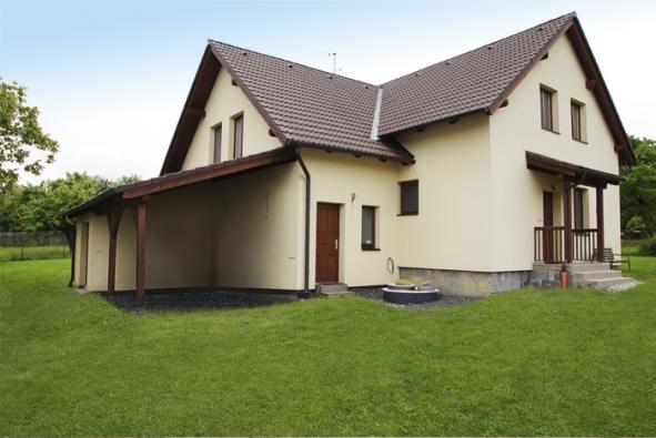 Dům postavený společnými silami