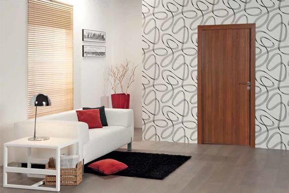 Moderní vzhled, elegance a široký výběr povrchových úprav dveří Elegant uspokojí i nejnáročnější zájemce (SAPELI).