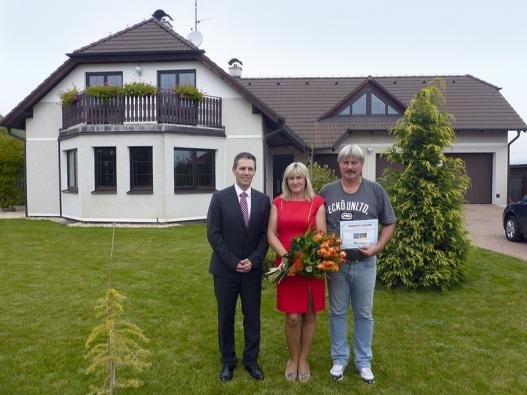 I devátý ročník soutěže o Nejhezčí zahradu již zná svého vítěze.
