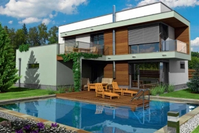Pasivní multikomfortní domy