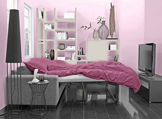 Můj Dům Obývací Pokoj V Malém Bytě