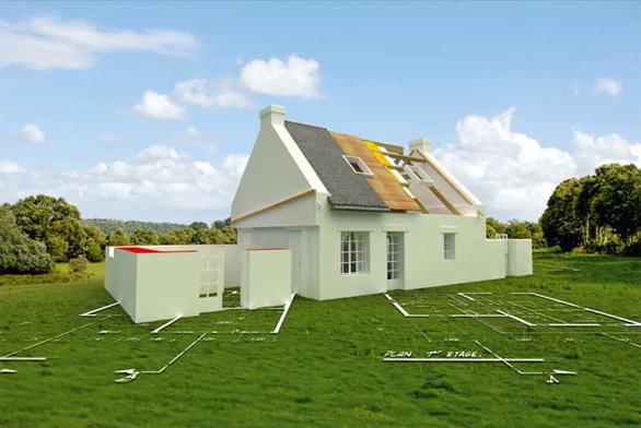Stavební zákon: než začnete stavět dům