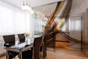 Designové interiérové dveře