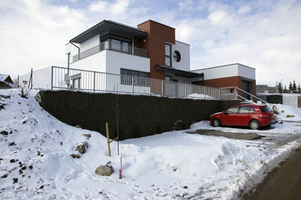 Dům Villa 1151 společnosti Euroline Bohemia, s. r. o..
