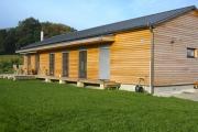 Dům se soutěžním kódem T25 nabízí společnost Ecobydlení – bydlení jinak, s.r.o.