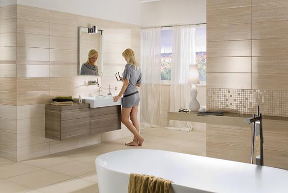 Koupelna ze sádrokartonu