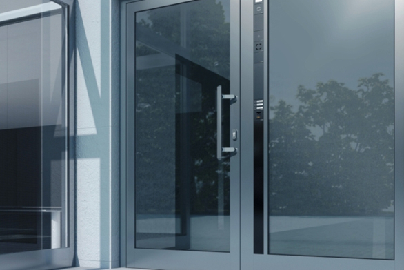 Schüco Door Control System