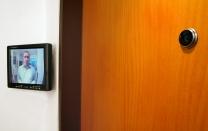 Elektronické kukátko pro pohodlí i bezpečí dětí