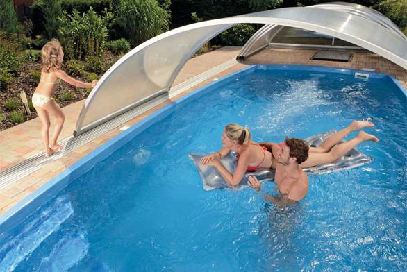 Bazén jako stavební dílo