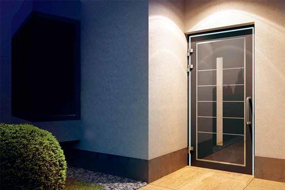 Dveře jsou důležitou součástí domu