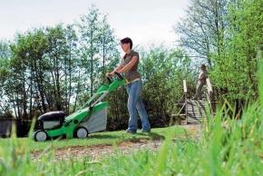 Střihněte si na zahradě zelený koberec