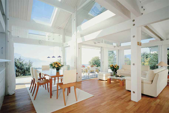 Fasáda domu jako zdroj energie