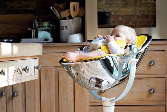 Jídelní židlička pro vaše dítě