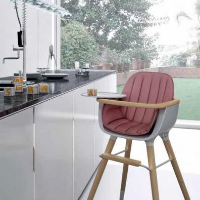 Židle Ovo (MICUNA), 6 měsíců až 3 roky, lze předělat na dětské křesílko, cena od 8 795 Kč, KOŘAN NÁBYTEK.