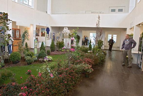 Pozvánka na výstavu Dům a zahrada