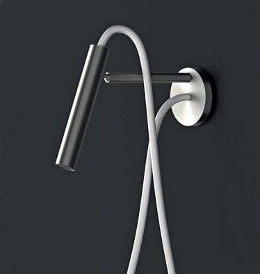 Nová řada koupelnových baterií, se vyznačuje důsledně minimalistickým pojetím a odvážnou kombinací nerez oceli a hadic ze silikonu.