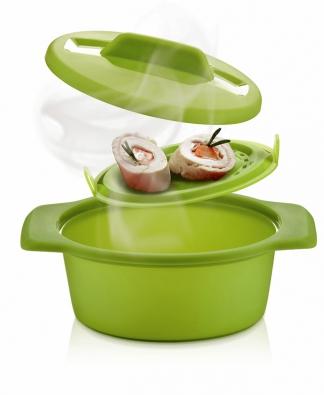 Již dlouho je známo, že vaření v páře je nejzdravější způsob tepelné úpravy pokrmu.