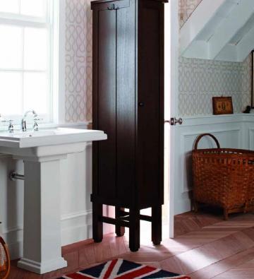 Umyvadlo akoupelnová skříň zkolekce Tresham (KOHLER), cena 17 171 a21 489 Kč, 1-KOUPELNY.