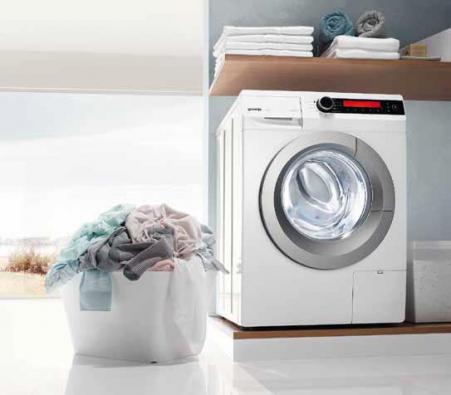 Automatická pračka Gorenje W9865E na 1–9 kg prádla pere nejen velmi šetrně a úsporně, ale i tiše – při pouhých 73 dB. Vděčí za to speciálnímu bezkartáčovému motoru. Více na www.gorenje.cz.