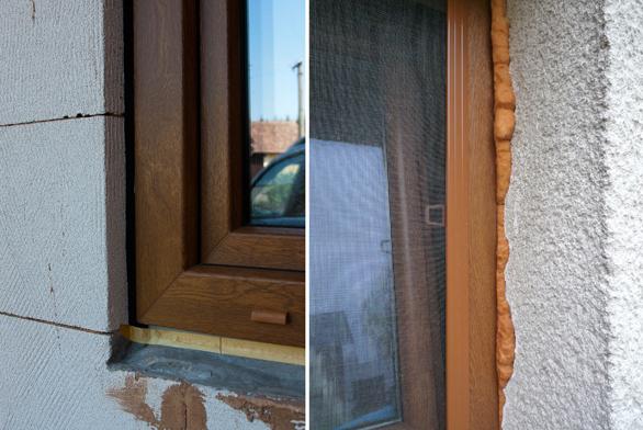 Raději kvalitní montáž oken než teplé rámečky