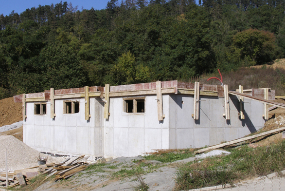 Podzemní prostory v domě budou suché