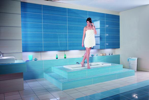 Ceresit MicroProtect, čistá koupelna bez plísní