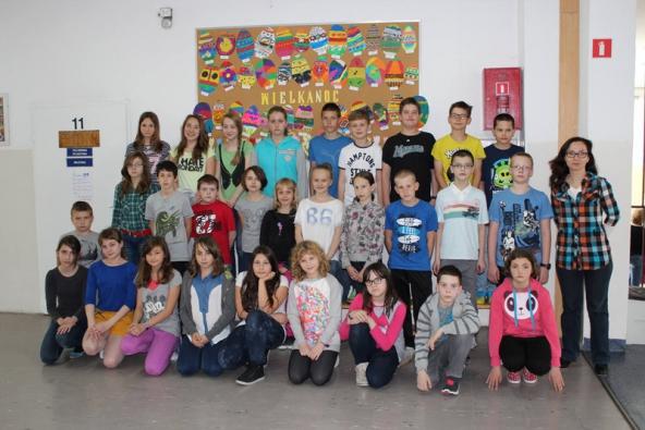 Děti z Wroclavi, ze školy Zespól Szskól Nr 10, Szkola Podstawowa.