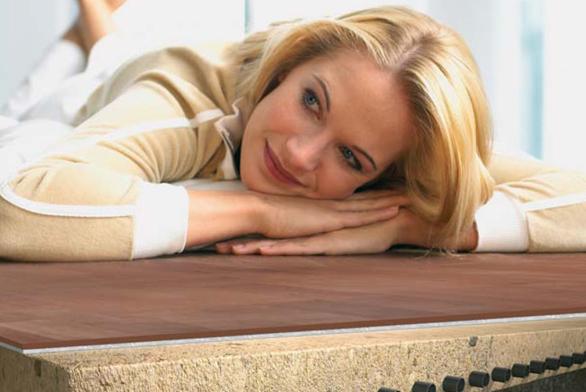 Lití podlah z anhydritových nebo cementových potěrů