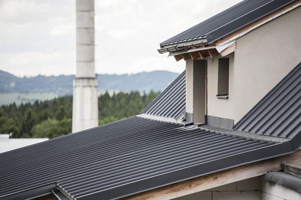 Střecha Ruukki Classic klempíře Michala