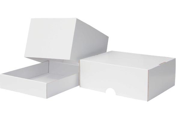 Kartónová dortová krabice