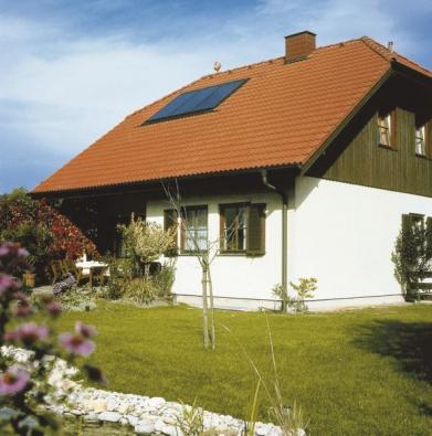 Rekonstrukci střechy spojte s renovací komína.