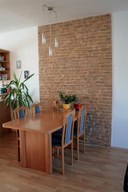 Materiály jde využít na mnoha místech jak v exteriéru, tak v interiéru.